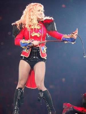 Britney Spears Rock: The Circus Tour approda a Melbourne Britney Spears Tickets